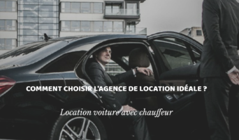Solliciter une prestation de location véhicule avec chauffeur
