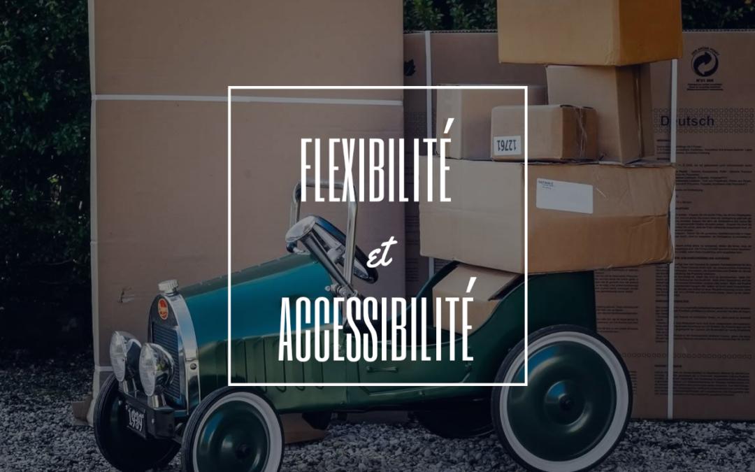 flexbilite et accessibilité