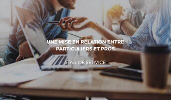 Star of Service : Une plateforme de mise en relation entre pros et clients