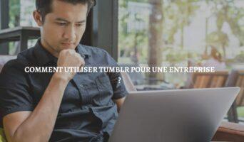 Garantir la réussite de votre projet web avec Tumblr