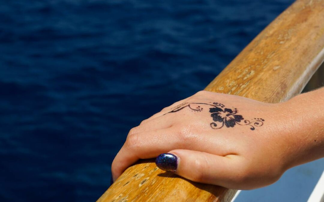 Les tatouages temporaires sont-ils un bon moyen de communication ?