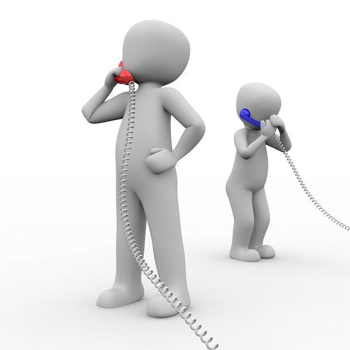 Un call center virtuel prend en charge les clients par appel