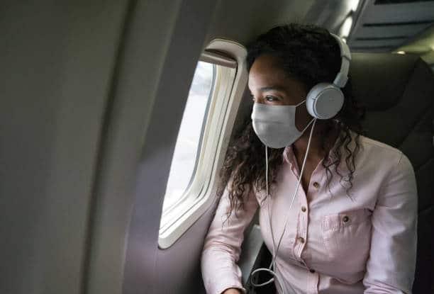 déplacement en avion